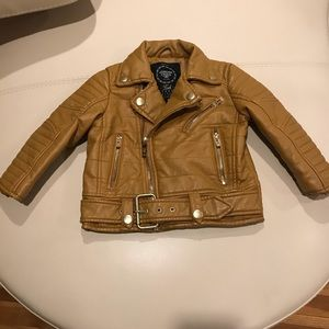 Other - Kids Leather Jacket